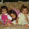 Sophia, Carly, and Ella.