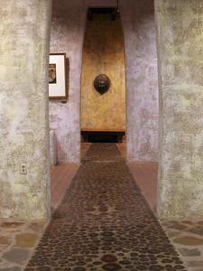 10/05/08: DeGrazia Gallery in the Sun, Art Museum.