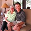 10/03/08: Mom & Tom