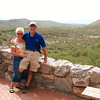 10/04/08: Diane & Tom, Colossal Cave Mountain Park