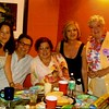 Melissa, Sammy, Aunt Sylvia, Aunt Elenor, and Dolly