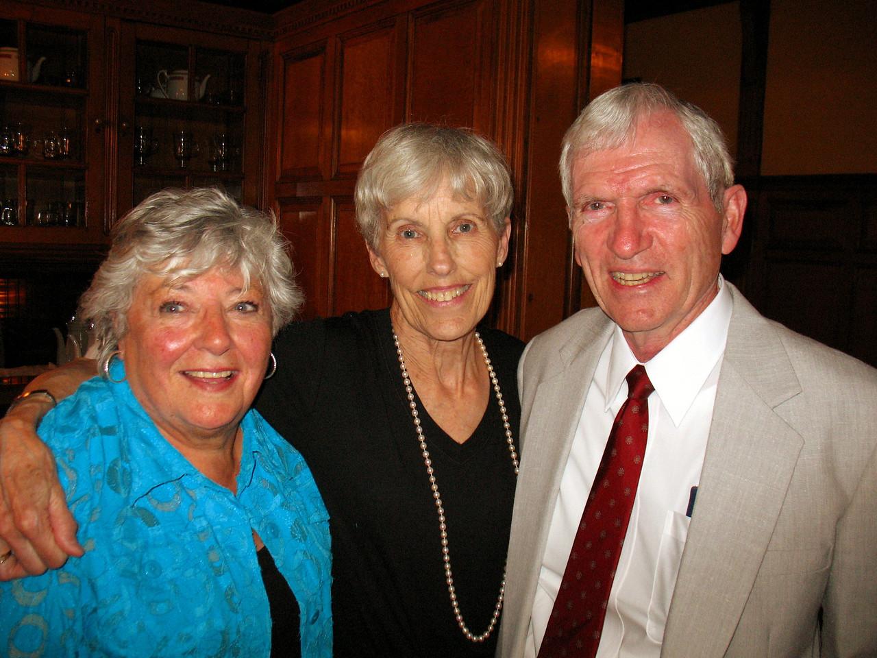 Mom with Betsy and Marinas.