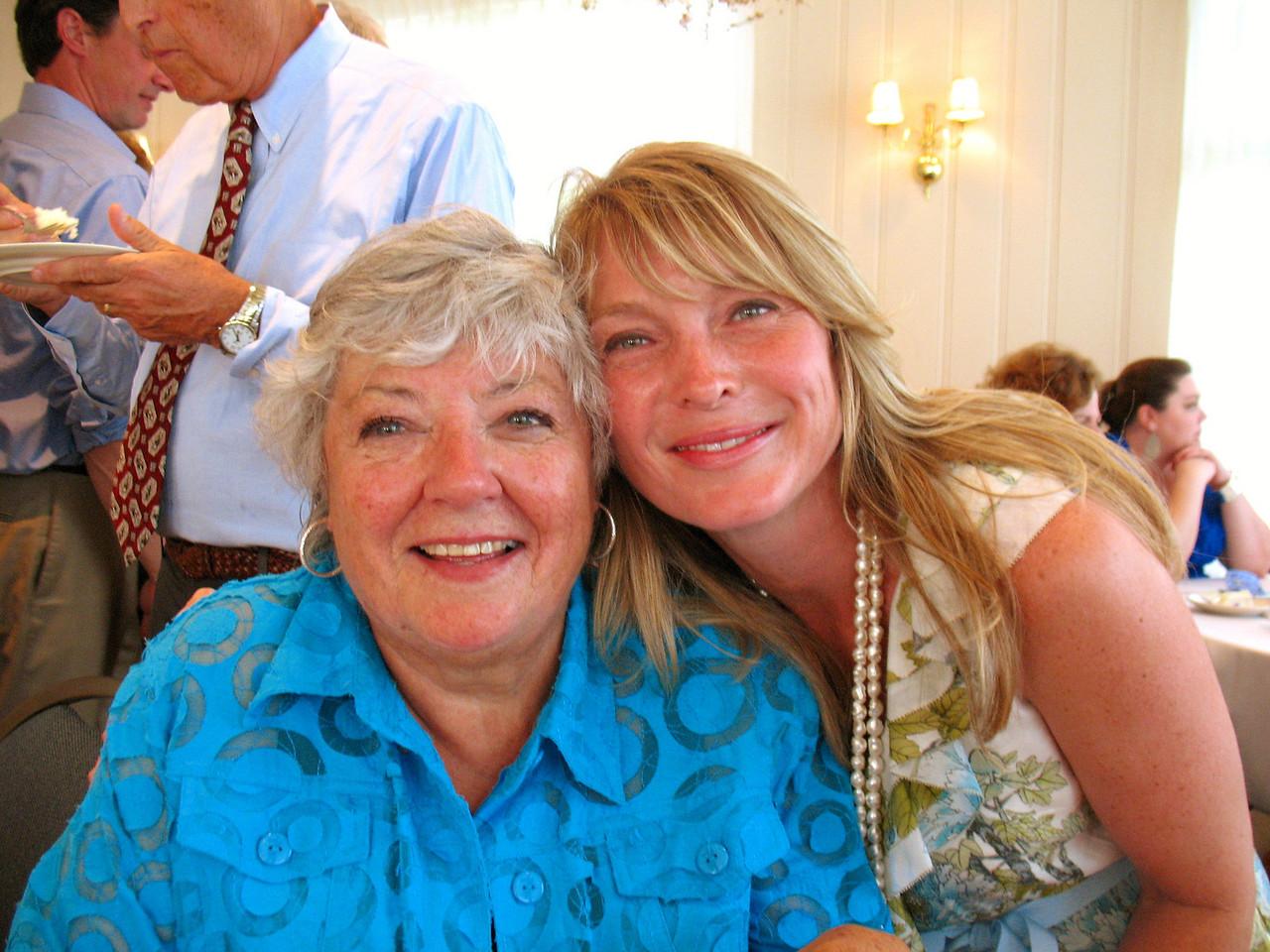 Mom and Lisa.