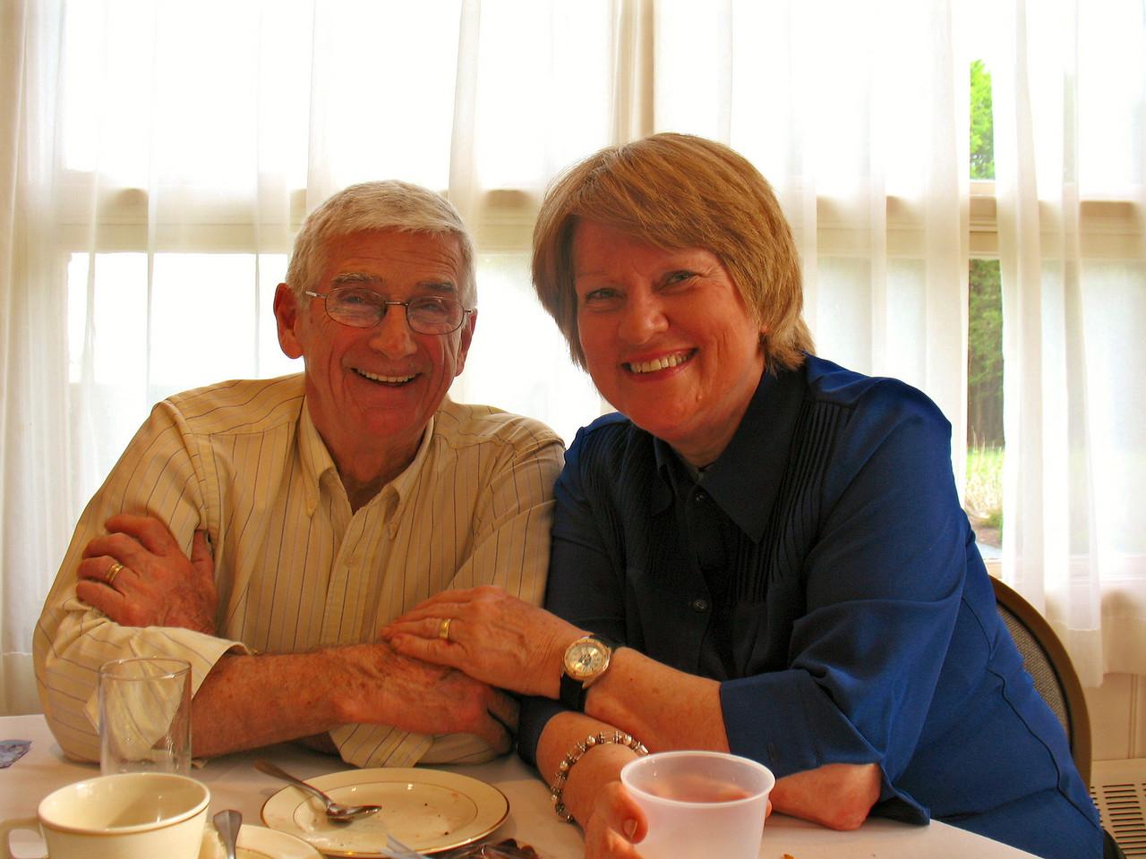 Walt and Sue O'Connor.