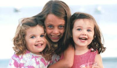 Ella, Carly, and Sophia
