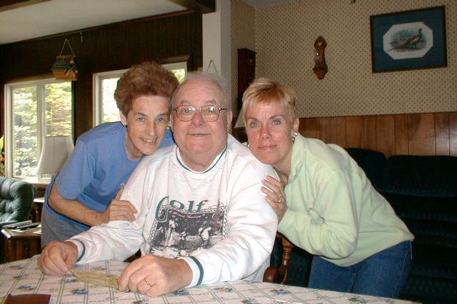 Eva, Doc, & Diane