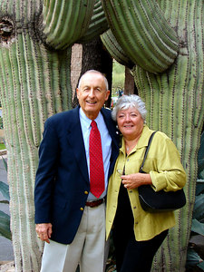 11/23/06: Mom and Dad at Loews Ventana Resort.