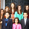 Thanksgiving 2009: Ali, Nick, Emma, Talia, Genna, Julia, Tommy, and Marisa.