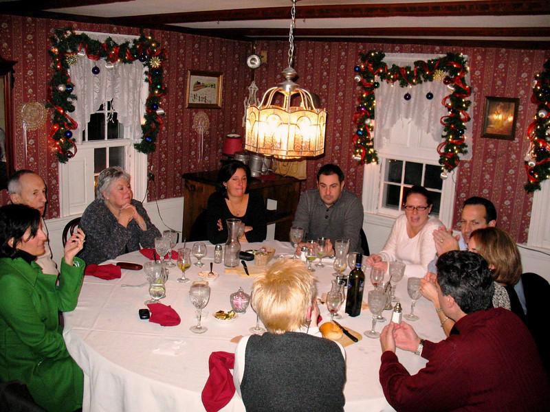 12/23/07: Kingston House - The Clark Room