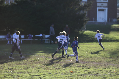 Brians Soccer Game Novemeber 7 2010