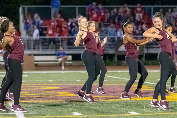 Brebeuf Jesuit Football vs. Roncalli_9/21/18