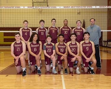 B JV VB team_8x10