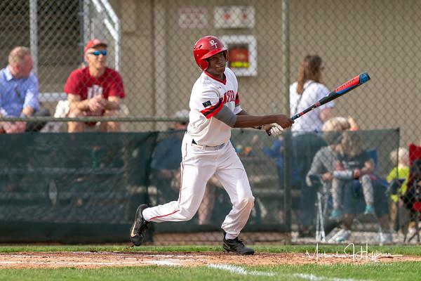 Park Tudor baseball vs. Decatur Central (Marion County Tournament)_5/4/18