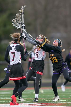 Park Tudor girls LAX vs. Guerin Catholic_3/13/18