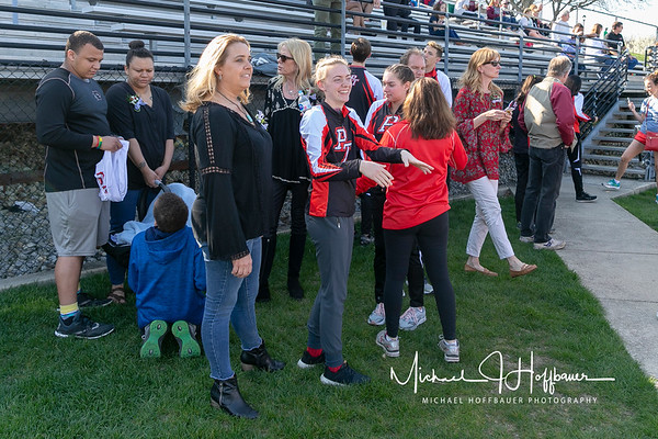 Park Tudor Invitational (Senior Night)_4/27/18