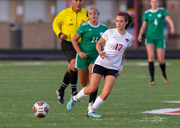 Park Tudor girls soccer Marion County Tournament vs. Lawrence North_9/26/18