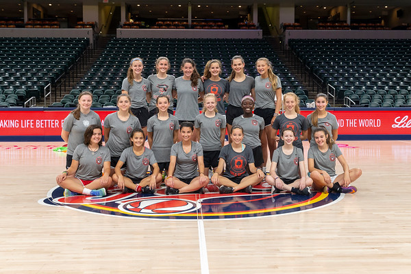 Park Tudor Girls Soccer futsal at Bankers Life_8/2/18