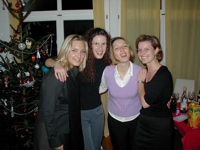 2000-12 New Year's @ Diane & Thomas