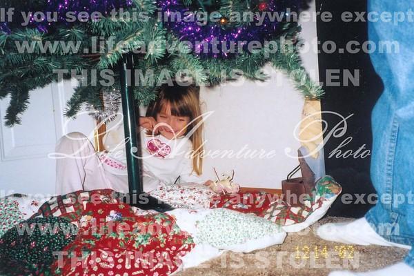 12-14-02 Nicole under the tree
