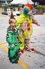 Amber winning clown contest