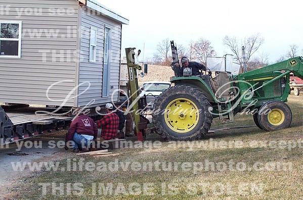 12-23-02 Brad Donny Matt Joe Truck Driver