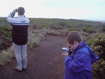two photographers (Medium)