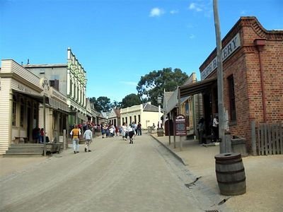 sovereign hill main street (Medium)