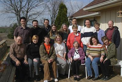Landwehr Family Easter