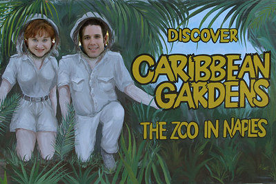 Adrik Goes To The Zoo