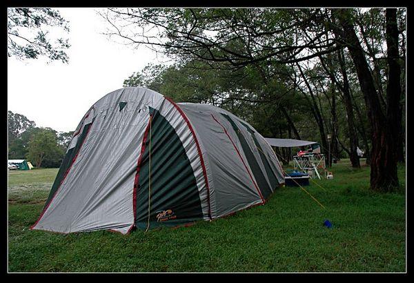 Camping at Coolendel