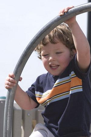Adrik Visits Another Playground