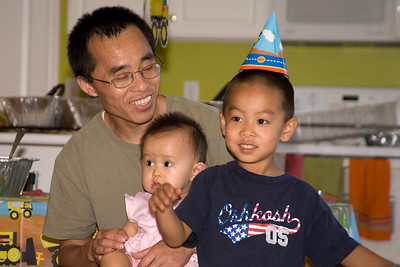 Adrik's 4th Birthday Party