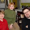 Sue, Amy and Brian