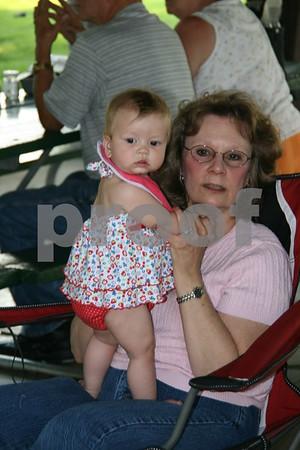 Aubree and Grandma
