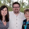 Sadie, Brian and Sue