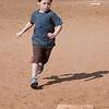 Adrik runs the bases