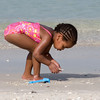Amara searches for shells