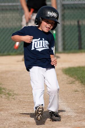 Adrik's Last Baseball Game