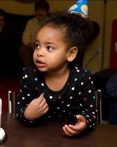 Amara's Third Birthday