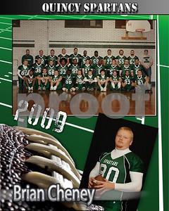 Brian & Team 2009 collage