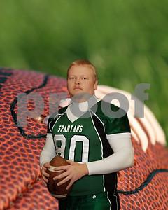 Brian football 8x10