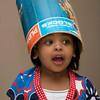 Amara has a new hat