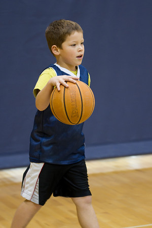 Adrik's Basketball Game