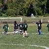 Amara's first soccer goal!