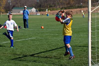 Adrik's Soccer Match October 21