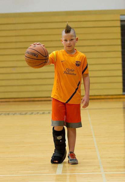 Amara's Basketball Game November 17