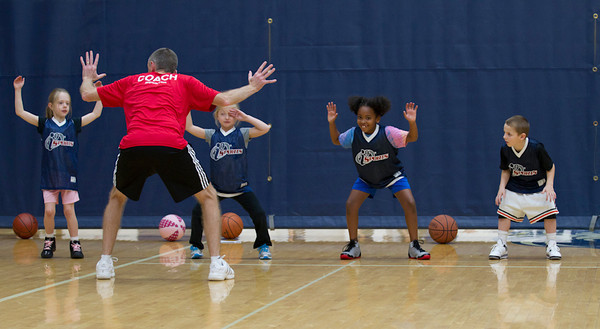 Amara's Basketball Game November 20
