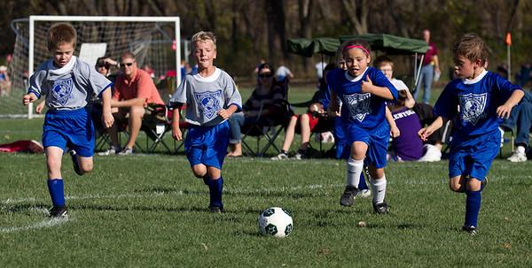 Amara's Soccer Match October 21