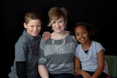 Christmas Eve: Amy, Adrik and Amara