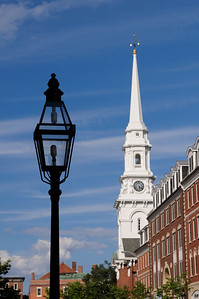 North church in Portsmouth, NH